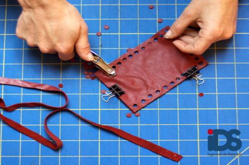 Curso preparador cosedor de cuero y napa - Ingeniería de Sistemas
