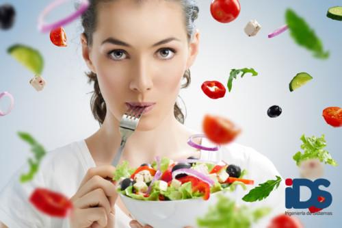 Curso de Alimentación y Dietética Personal - Ingeniería de Sistemas