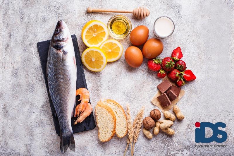 Curso de Alergias e intolerancias alimentarias- Ingeniería de Sistemas