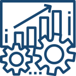 inteligencia empresarial - aplicaciones móviles y pwa